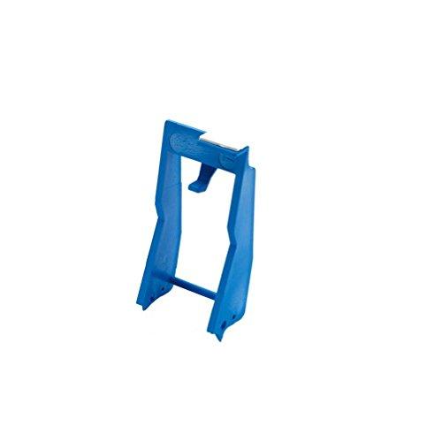 Preisvergleich Produktbild Finder 094.91.3 Variclip f. Serie 55 blau Haltebügel