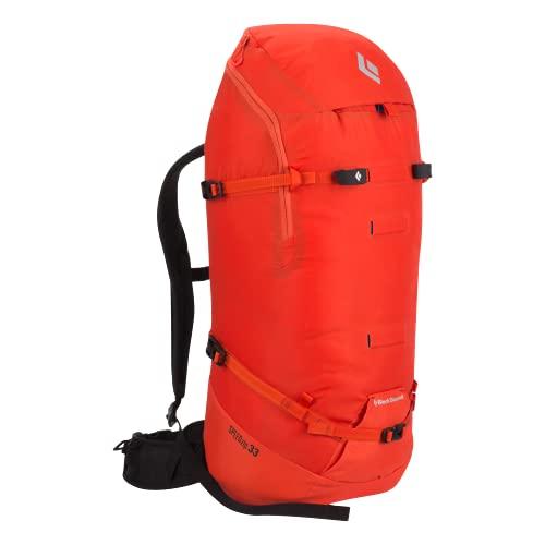 Black Diamond Speed Zip 33, Backpack Unisex – Adulto, Octane, Medium/Large