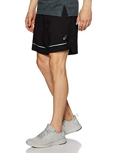 ASICS Lite-Show 7 Inch Running Shorts - Small Black