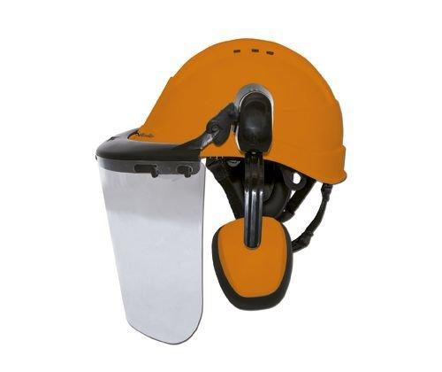 Ega Master 35681 - Visor policarbonato para casco con/sin ventilación ⭐
