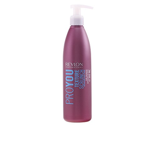 ProYou Care REVLON Pro You Texture Scrunch Curly Hair 350 ml, Blanco