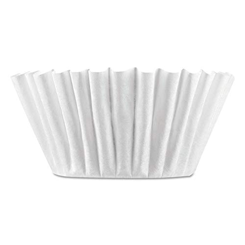 BUNN BCF100-B 100-Count Basket Filter,White,24 pack (packaging may vary)
