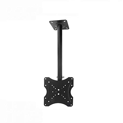 WHZG Tv stand 14-32 Inch Flat Panel Television TV Stand Wall Mount Bracket 360 Degree Rotation May Be Adjusted With Cable Clamp Plate For A Display LCDLED 25KG Tv mount stands