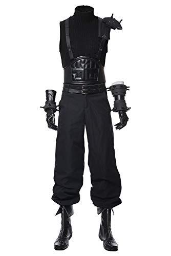 Tollstore Final Fantasy VII 7 Cloud Strife Cosplay Kostüm Remake XXL