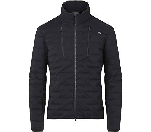 KJUS Men 7sphere II Flaketec Jacket Schwarz, Herren Daunen Jacke, Größe 54 - Farbe Black