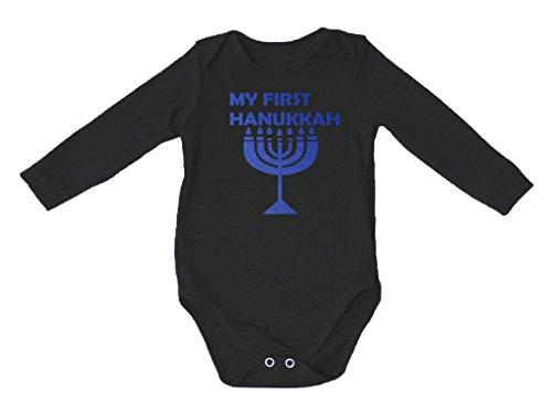 Petitebelle - Body - Bébé (fille) 0 à 24 mois noir noir - noir - XL