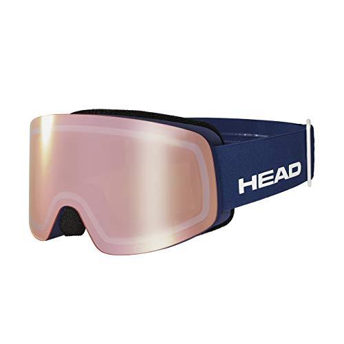 HEAD Unisex– Erwachsene Infinity Spare Lens Skibrille, FMR Bronze, Einheitsgröße