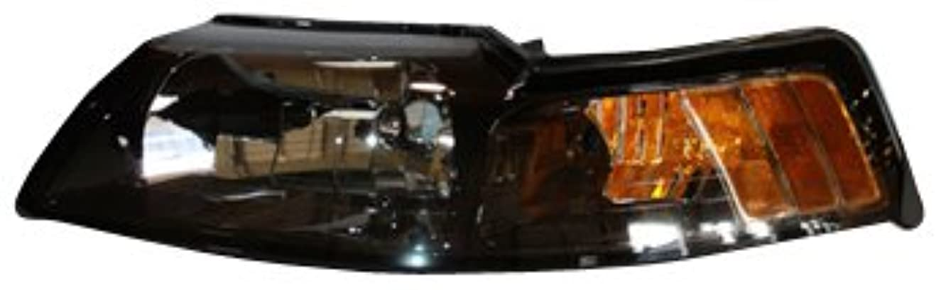 TYC 20-5696-91 Ford Mustang Driver Side Headlight Assembly
