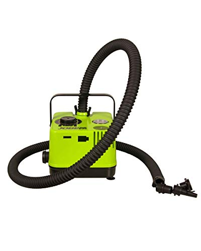 Jobe Portable High Akku- SUP Pump Stand up Paddle E-Pumpe I 12V/230V I 20 PSI
