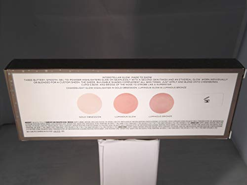 Bare Minerals Twilight Radiance Highlighter Trio Palette