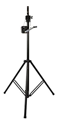 Heavy Duty Wind Up Lighting Stand 3 Metres