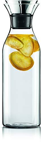 Eva Solo 568010 Caraffa da frigorifero, 1.4 Litri, Trasparente, Con tappo incluso