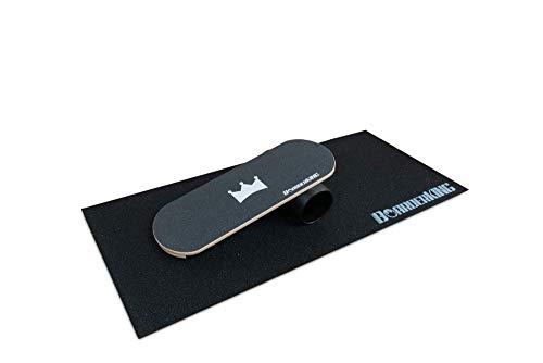 Indoorboard BoarderKING Skateboard Surfboard Balanceboard - surfen im Wohnzimmer