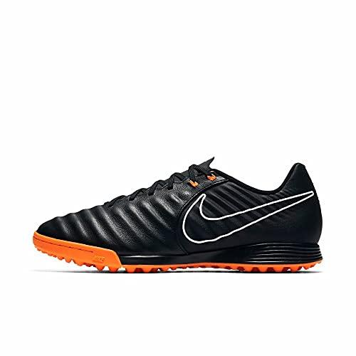 Nike Botas de fútbol Tiempo LegendX VII Academy TF Fast AF Pack Negro 39