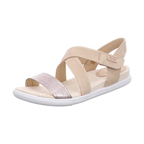 ECCO dames Damara Peeptoe sandalen, 36 EU