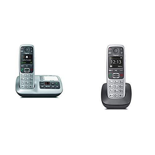 Gigaset E560A Telefon Platin Senioren...
