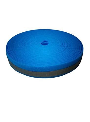Randdämmstreifen mit Folienlasche 25 m x 150 mm Dämmstreifen Randstreifen Estrichstreifen Stärke: 8 mm