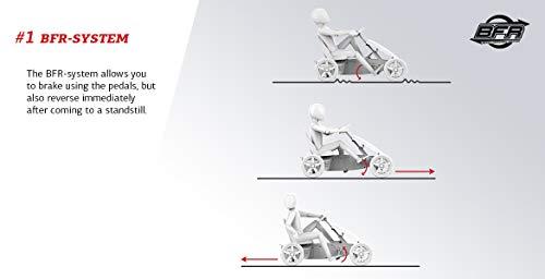 BERG Kettcar Pedal-Gokart Jeep-Design - 4