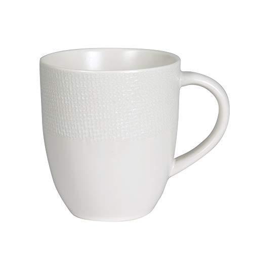 Table Passion - mug vésuvio blanc 30 cl (lot de 6)