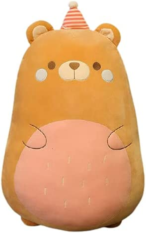 SALENEW very popular Cute Animal Bear Pillow Toy New Free Shipping 45cm Soft Brown