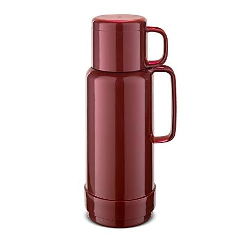 ROTPUNKT Isolierflasche 80 ANDREAS 1,0 l | Zweifunktions-Drehverschluss |...