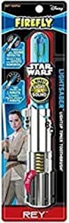 Firefly Star Wars Rey Light Saber Soft Toothbrush (Pack of 1)