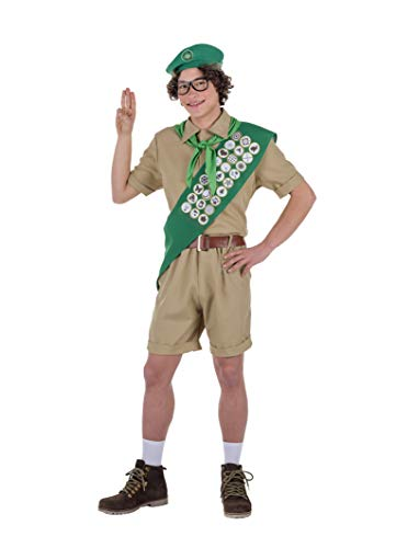 Banyant Toys Disfraz Boy Scout Hombre XL