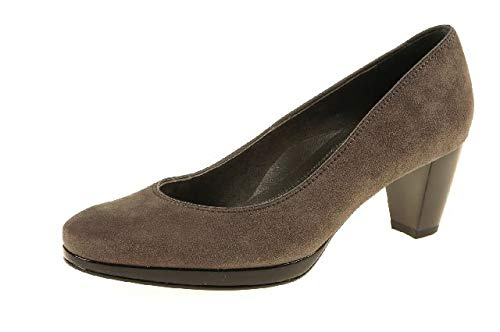ara Women's Tacy1 Pump,Taupe Suede,9.5 M US