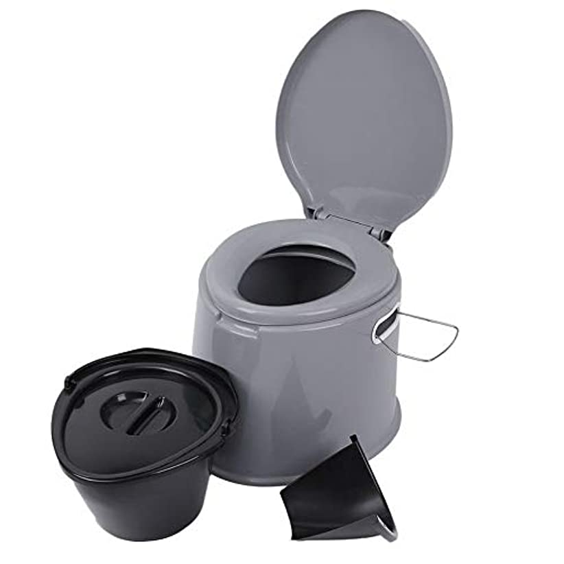 主婦獣ミュージカルBonni 高齢者の妊娠中の女性のトイレ多機能子供尿バケツのための厚いプラスチックの取り外し可能なトイレのトイレ