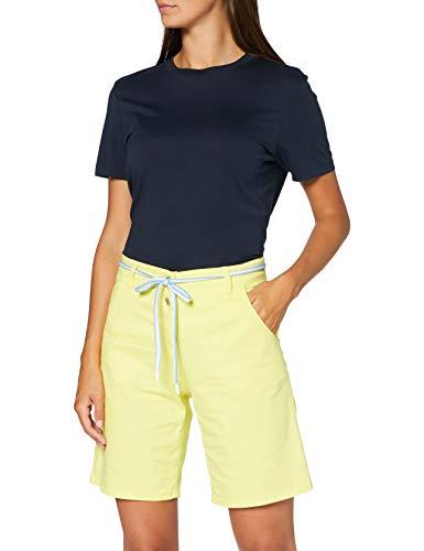 BRAX Damen Style Mel B Ultralight Denim Straight Jeans, Yellow, (Herstellergröße: 40)