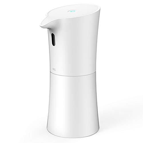 KASTEWILL Dispensador de Desinfección Sensor, Automático Dispensador de Spray sin Contacto Impermeable para Oficina Restaurante baño público hogar - 500ml