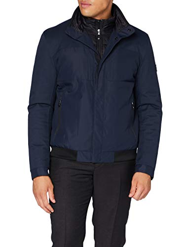 BOSS Mens J_Candido Jacket, Navy (410), XXXL