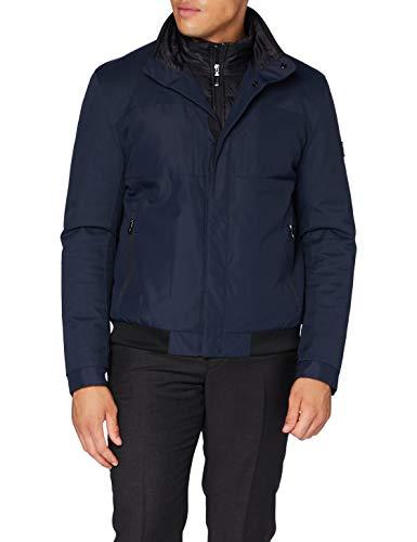BOSS Mens J_Candido Jacket, Navy (410), XXXL