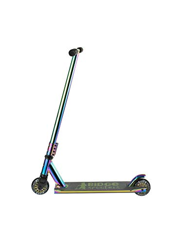 Ridge Scooters XT Pro 100 Extra (T Bar) - Complete Stunt Scooter