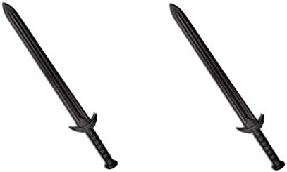 BladesUSA E503-PP Martial Arts Polypropylene Training Medieval Sword, 34-Inch Length