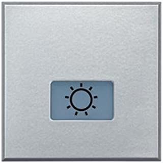 Bticino axolute – Light Key 2 Modules Light Axolute Lamp