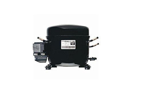 Embraco Compressor, Hermetic, Low Temperature, 1 3 Hp, R134a R-134a, 115 Volt Ffi10hbx1