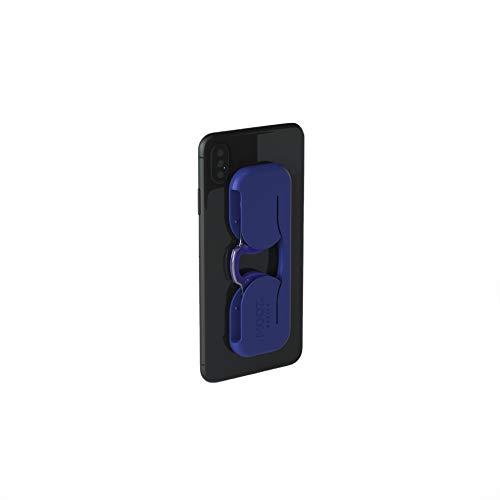 Nooz Smartphone - Bügellose Lesebrille (Alterssichtigkeit) Klebeetui Unisex - Immer griffbereit - 6 Farben / 5 Dioptrien