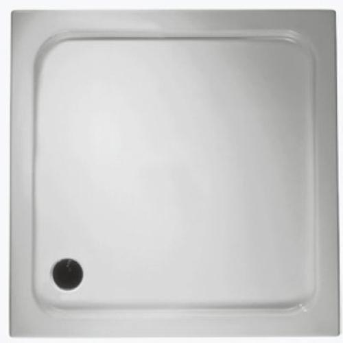 Keramag Duschwanne Renova Nr. 1, 65228 80x80cm weiß(alpin) 652280000