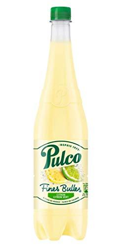 Pulco Citron et Citron Vert 1L (pack de 6)