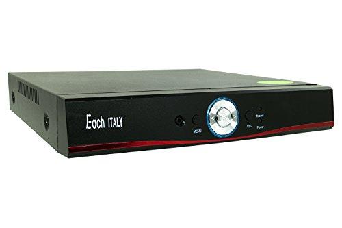 BES 20275 Videosorveglianza, HDMI, Vga, LAN, 16 Canali