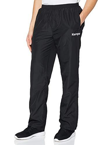 Kempa Woven Pantalón corto de Entrenamiento, Hombre, Negro, XXS