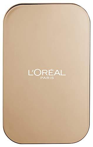 L'Oréal Paris Age Perfect pflegendes Puder 100 Golden Ivory, für einen natürlichen frischen Teint, zartschmelzende Textur, 9 g