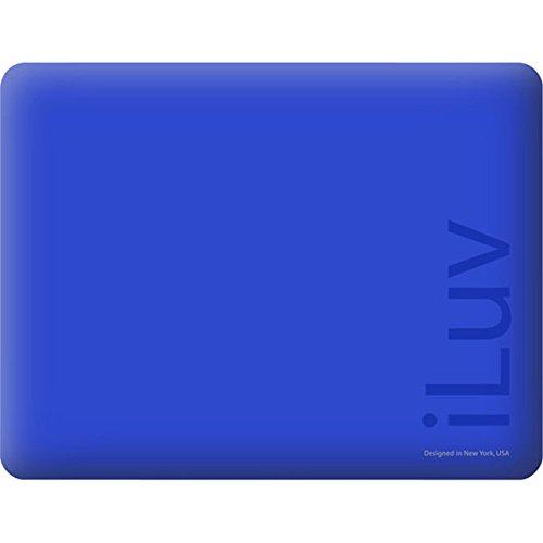 iLuv Silicone Case for iPad - Blue