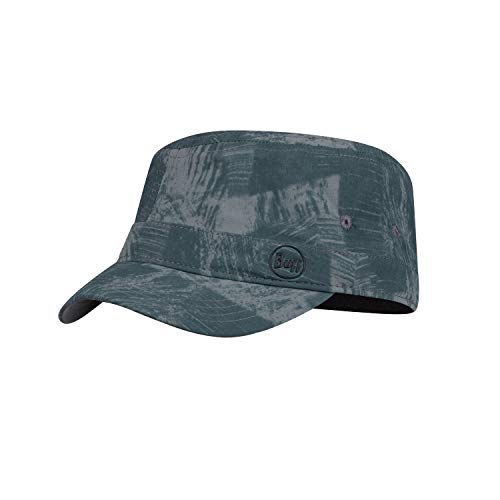 Buff Military Cap Gorra, Unisex-Adult, Gris (Grey), L/XL