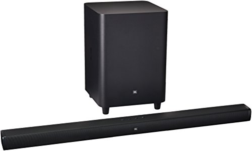 "JBL Bar 3.1 - Channel 4K Ultra HD Soundbar with 10"" Wireless Subwoofer"