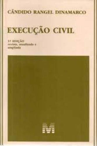 Execucao Civil - V. 1