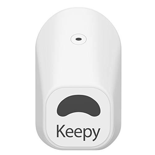 Keepy, Apricancello Wifi per Smartphone per Cancelli e Porte Garage Controllati da Radiocomando