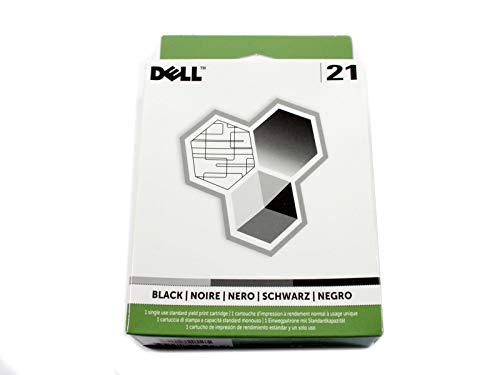 Series 21 Black Ink Cartridge (Y498D)V313/313w/515w/713w/715w
