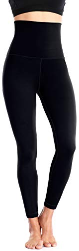 SOCIALA Women's 7/8 Leggings with Pockets Workout High Waist Yoga Pants Butt Lift Tummy Control...